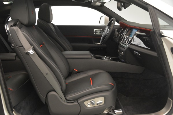 Used 2016 Rolls-Royce Wraith for sale Sold at Maserati of Greenwich in Greenwich CT 06830 22