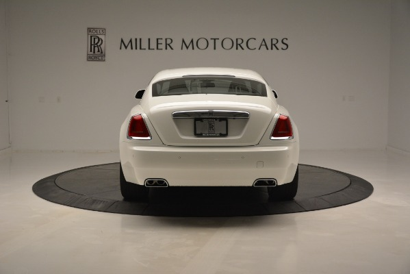 Used 2016 Rolls-Royce Wraith for sale Sold at Maserati of Greenwich in Greenwich CT 06830 6