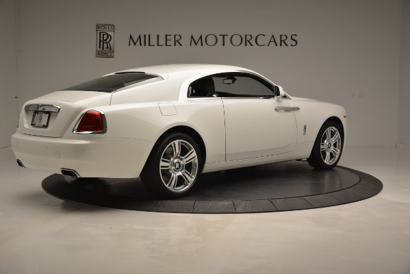 Used 2016 Rolls-Royce Wraith for sale Sold at Maserati of Greenwich in Greenwich CT 06830 9