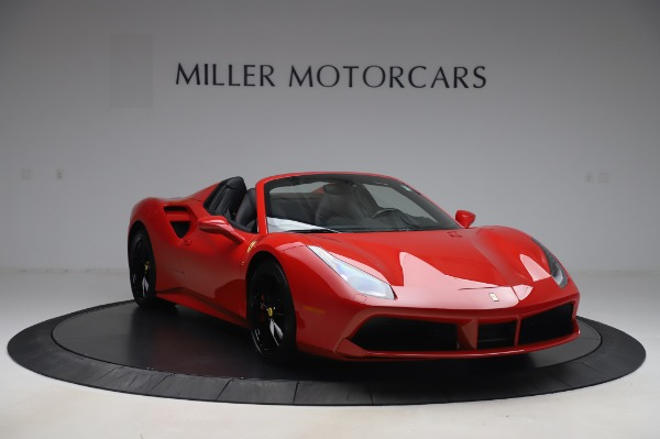 Used 2017 Ferrari 488 Spider for sale $281,900 at Maserati of Greenwich in Greenwich CT 06830 11