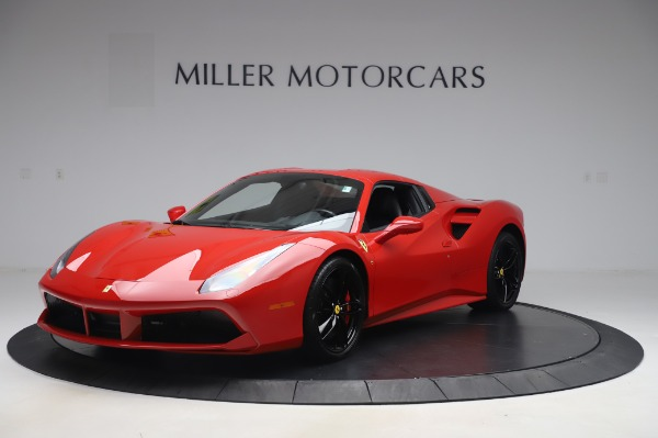 Used 2017 Ferrari 488 Spider for sale $281,900 at Maserati of Greenwich in Greenwich CT 06830 13