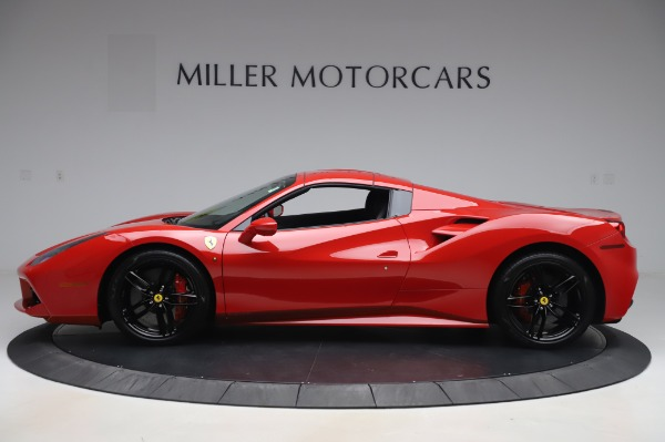 Used 2017 Ferrari 488 Spider for sale $281,900 at Maserati of Greenwich in Greenwich CT 06830 14