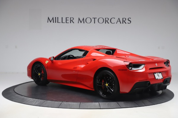 Used 2017 Ferrari 488 Spider for sale $281,900 at Maserati of Greenwich in Greenwich CT 06830 15