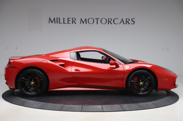 Used 2017 Ferrari 488 Spider for sale $281,900 at Maserati of Greenwich in Greenwich CT 06830 17