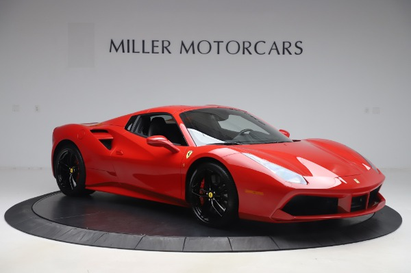 Used 2017 Ferrari 488 Spider for sale $281,900 at Maserati of Greenwich in Greenwich CT 06830 18
