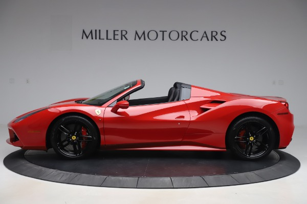Used 2017 Ferrari 488 Spider for sale $281,900 at Maserati of Greenwich in Greenwich CT 06830 3