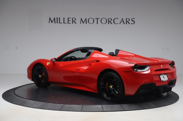 Used 2017 Ferrari 488 Spider for sale $281,900 at Maserati of Greenwich in Greenwich CT 06830 4