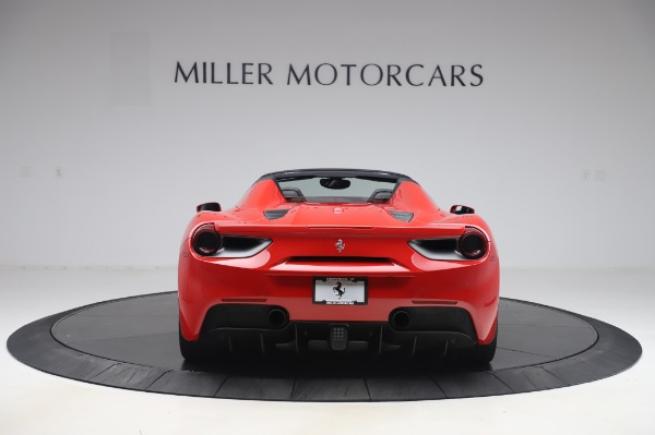 Used 2017 Ferrari 488 Spider for sale $281,900 at Maserati of Greenwich in Greenwich CT 06830 6
