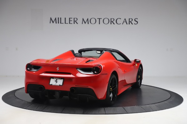 Used 2017 Ferrari 488 Spider for sale $281,900 at Maserati of Greenwich in Greenwich CT 06830 7