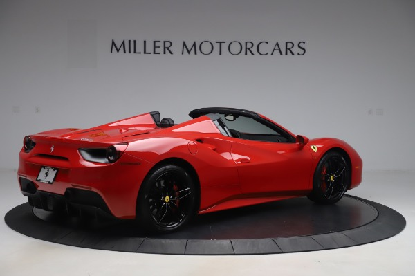 Used 2017 Ferrari 488 Spider for sale $281,900 at Maserati of Greenwich in Greenwich CT 06830 8
