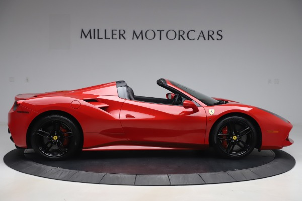 Used 2017 Ferrari 488 Spider for sale $281,900 at Maserati of Greenwich in Greenwich CT 06830 9