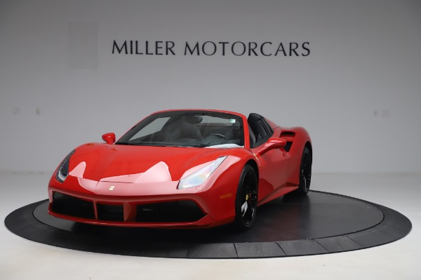 Used 2017 Ferrari 488 Spider for sale $281,900 at Maserati of Greenwich in Greenwich CT 06830 1
