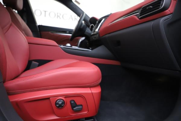 New 2019 Maserati Levante Q4 for sale Sold at Maserati of Greenwich in Greenwich CT 06830 23