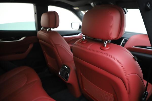 New 2019 Maserati Levante Q4 for sale Sold at Maserati of Greenwich in Greenwich CT 06830 28