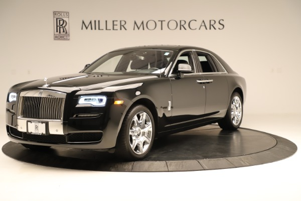 Used 2016 Rolls-Royce Ghost for sale Sold at Maserati of Greenwich in Greenwich CT 06830 2
