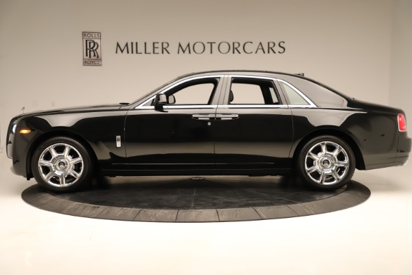 Used 2016 Rolls-Royce Ghost for sale Sold at Maserati of Greenwich in Greenwich CT 06830 3