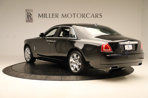 Used 2016 Rolls-Royce Ghost for sale Sold at Maserati of Greenwich in Greenwich CT 06830 5