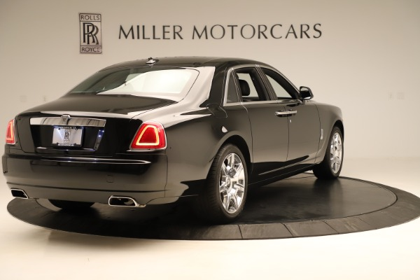 Used 2016 Rolls-Royce Ghost for sale Sold at Maserati of Greenwich in Greenwich CT 06830 8