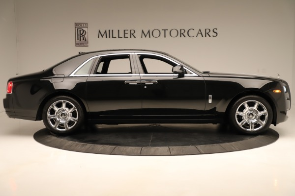 Used 2016 Rolls-Royce Ghost for sale Sold at Maserati of Greenwich in Greenwich CT 06830 9