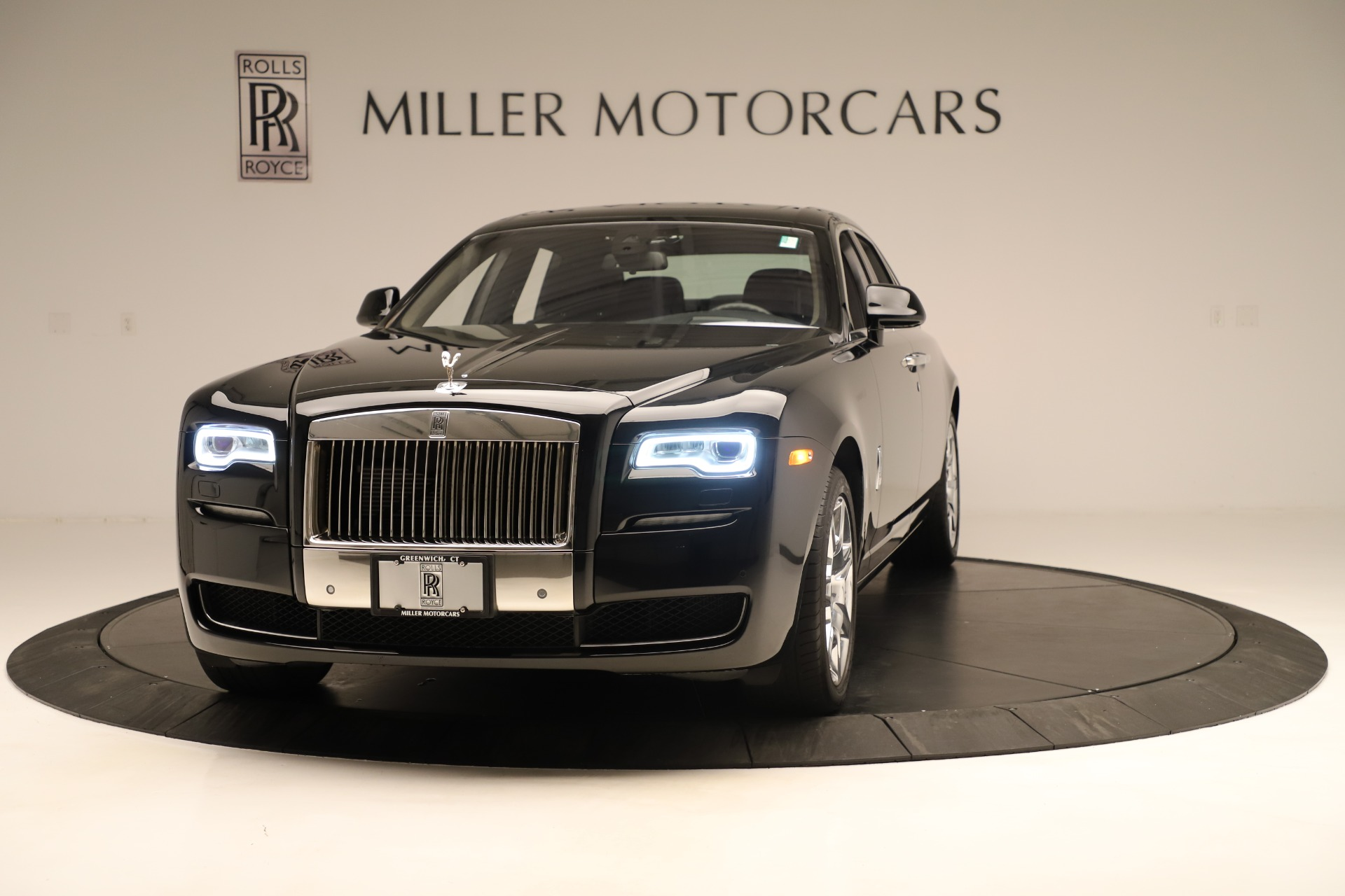Used 2016 Rolls-Royce Ghost for sale Sold at Maserati of Greenwich in Greenwich CT 06830 1