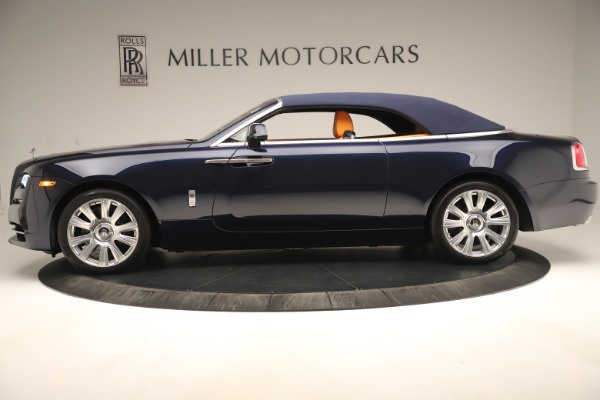 Used 2016 Rolls-Royce Dawn for sale Sold at Maserati of Greenwich in Greenwich CT 06830 10