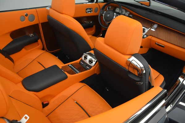 Used 2016 Rolls-Royce Dawn for sale Sold at Maserati of Greenwich in Greenwich CT 06830 25