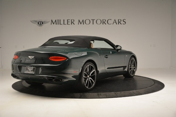New 2020 Bentley Continental GTC V8 for sale Sold at Maserati of Greenwich in Greenwich CT 06830 17