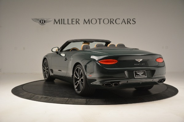 New 2020 Bentley Continental GTC V8 for sale Sold at Maserati of Greenwich in Greenwich CT 06830 5