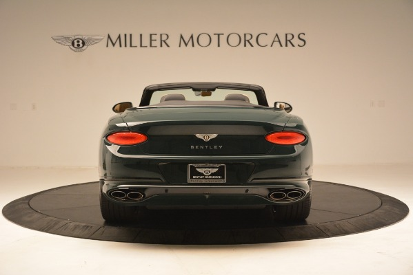 New 2020 Bentley Continental GTC V8 for sale Sold at Maserati of Greenwich in Greenwich CT 06830 6
