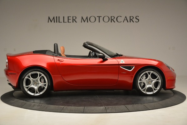 Used 2009 Alfa Romeo 8c Spider for sale Sold at Maserati of Greenwich in Greenwich CT 06830 10