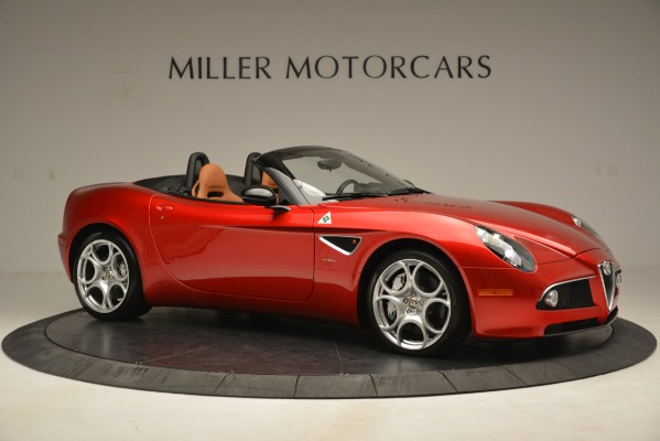Used 2009 Alfa Romeo 8c Spider for sale Sold at Maserati of Greenwich in Greenwich CT 06830 11