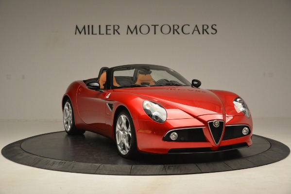 Used 2009 Alfa Romeo 8c Spider for sale Sold at Maserati of Greenwich in Greenwich CT 06830 12