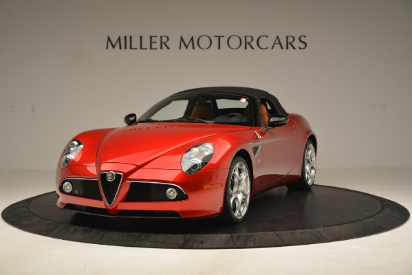 Used 2009 Alfa Romeo 8c Spider for sale Sold at Maserati of Greenwich in Greenwich CT 06830 13