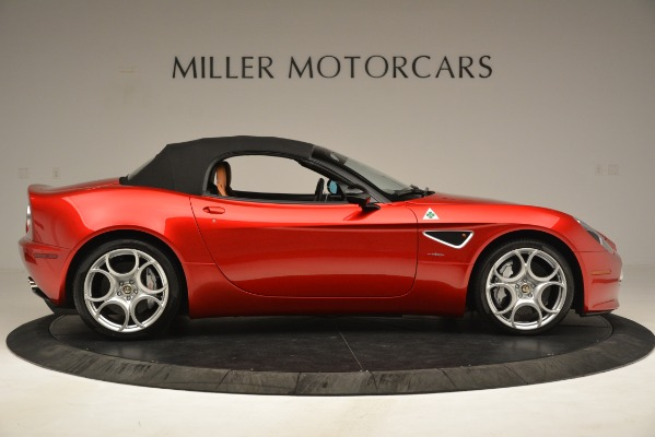 Used 2009 Alfa Romeo 8c Spider for sale Sold at Maserati of Greenwich in Greenwich CT 06830 14