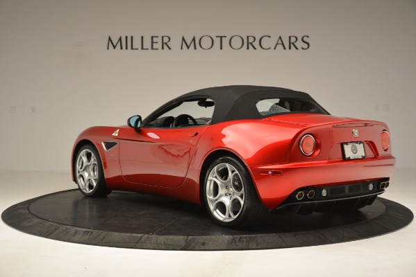 Used 2009 Alfa Romeo 8c Spider for sale Sold at Maserati of Greenwich in Greenwich CT 06830 15