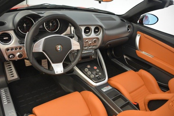 Used 2009 Alfa Romeo 8c Spider for sale Sold at Maserati of Greenwich in Greenwich CT 06830 16