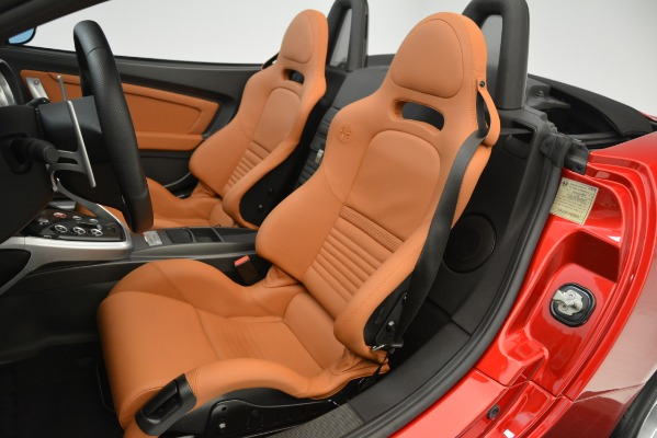 Used 2009 Alfa Romeo 8c Spider for sale Sold at Maserati of Greenwich in Greenwich CT 06830 18