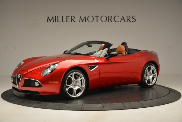 Used 2009 Alfa Romeo 8c Spider for sale Sold at Maserati of Greenwich in Greenwich CT 06830 2