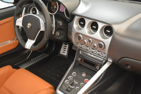 Used 2009 Alfa Romeo 8c Spider for sale Sold at Maserati of Greenwich in Greenwich CT 06830 23