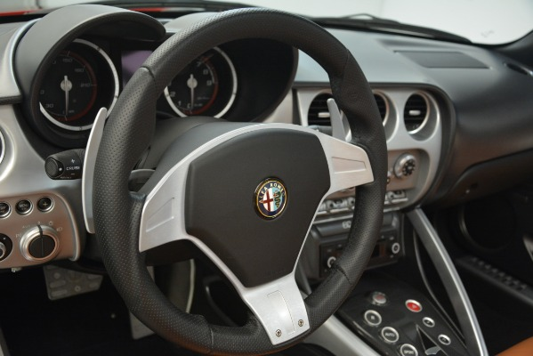 Used 2009 Alfa Romeo 8c Spider for sale Sold at Maserati of Greenwich in Greenwich CT 06830 24