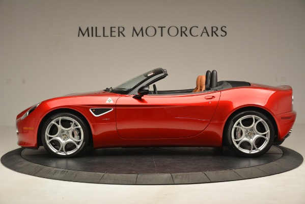 Used 2009 Alfa Romeo 8c Spider for sale Sold at Maserati of Greenwich in Greenwich CT 06830 3