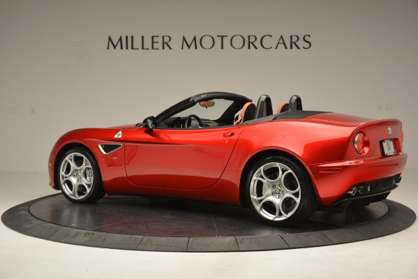 Used 2009 Alfa Romeo 8c Spider for sale Sold at Maserati of Greenwich in Greenwich CT 06830 4