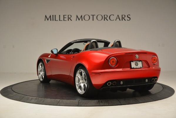 Used 2009 Alfa Romeo 8c Spider for sale Sold at Maserati of Greenwich in Greenwich CT 06830 5