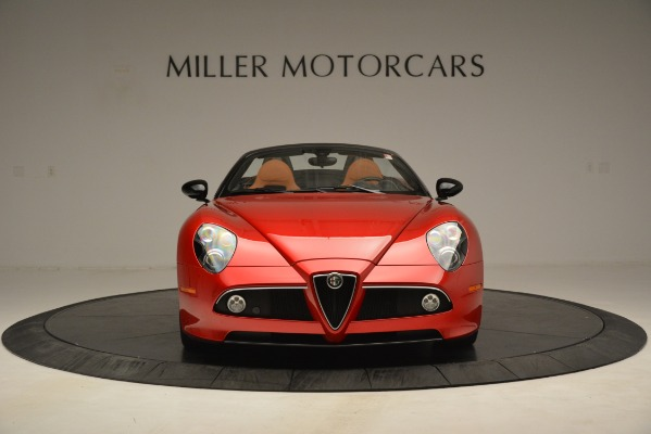 Used 2009 Alfa Romeo 8c Spider for sale Sold at Maserati of Greenwich in Greenwich CT 06830 7