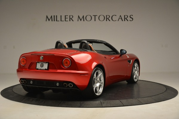 Used 2009 Alfa Romeo 8c Spider for sale Sold at Maserati of Greenwich in Greenwich CT 06830 8