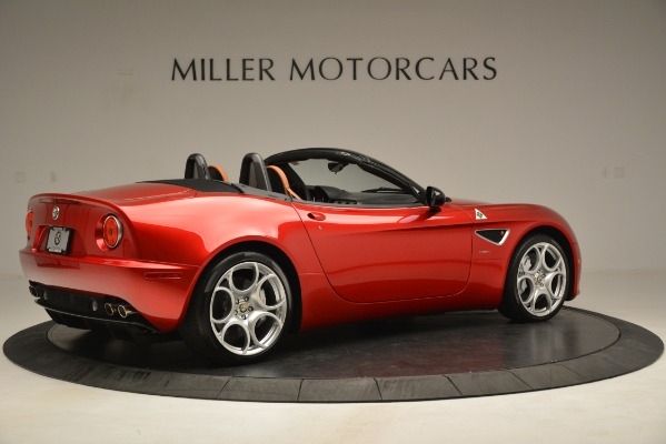 Used 2009 Alfa Romeo 8c Spider for sale Sold at Maserati of Greenwich in Greenwich CT 06830 9