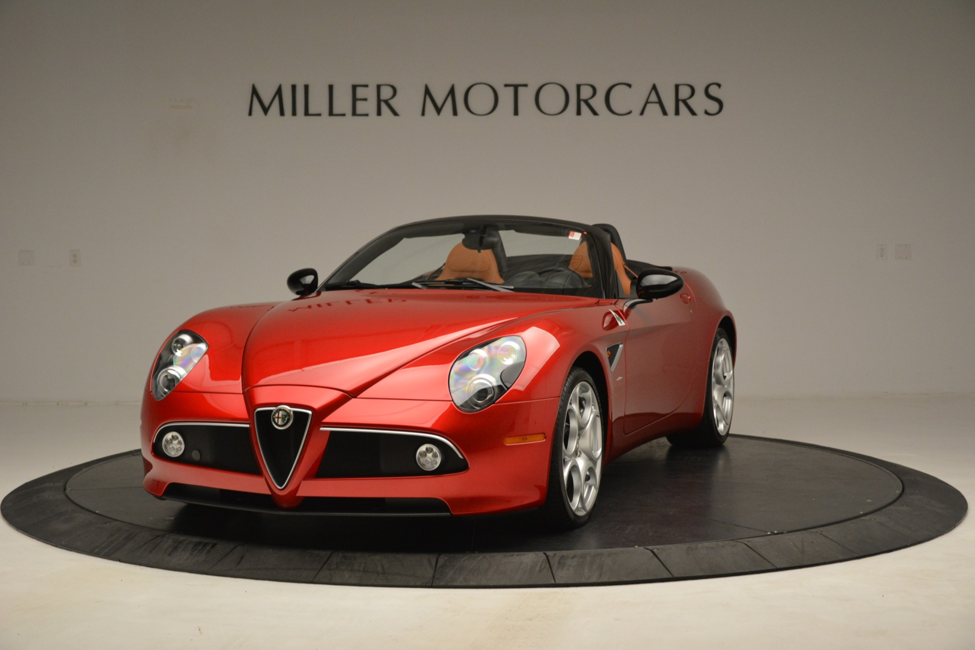 Used 2009 Alfa Romeo 8c Spider for sale Sold at Maserati of Greenwich in Greenwich CT 06830 1