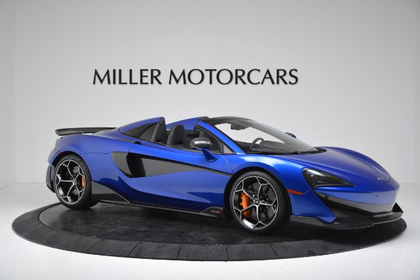 New 2020 McLaren 600LT SPIDER Convertible for sale $304,970 at Maserati of Greenwich in Greenwich CT 06830 10