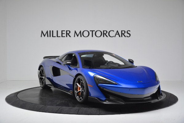 New 2020 McLaren 600LT SPIDER Convertible for sale $304,970 at Maserati of Greenwich in Greenwich CT 06830 17
