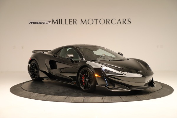 Used 2020 McLaren 600LT Spider for sale $249,900 at Maserati of Greenwich in Greenwich CT 06830 15